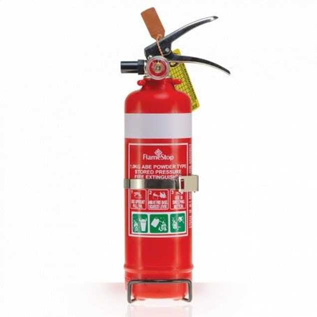 Picture of FlameStop ABE Fire Extinguisher 1kg