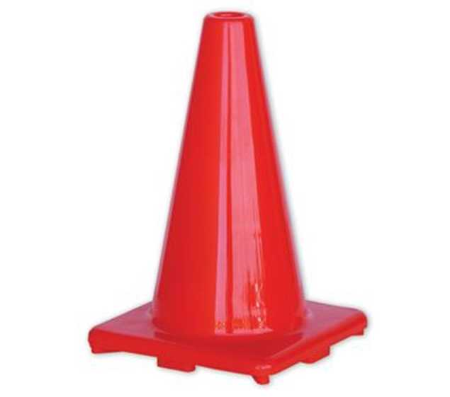 Picture of Hi-Vis Orange Traffic Cone 450mm