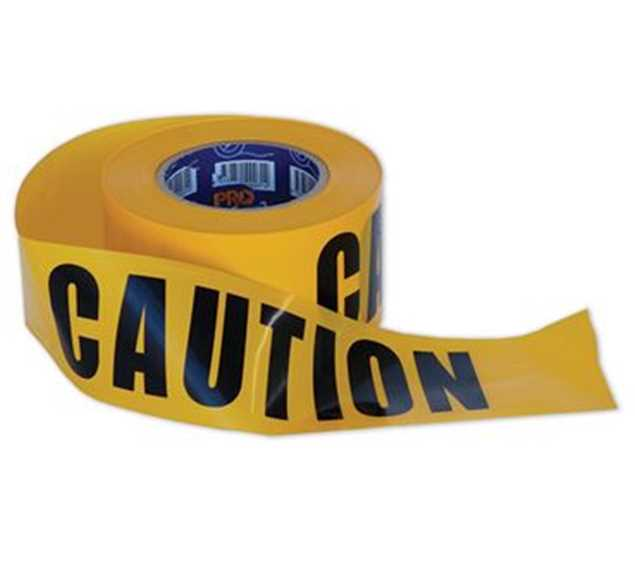 Picture of Barricade Tape Caution 100mt roll