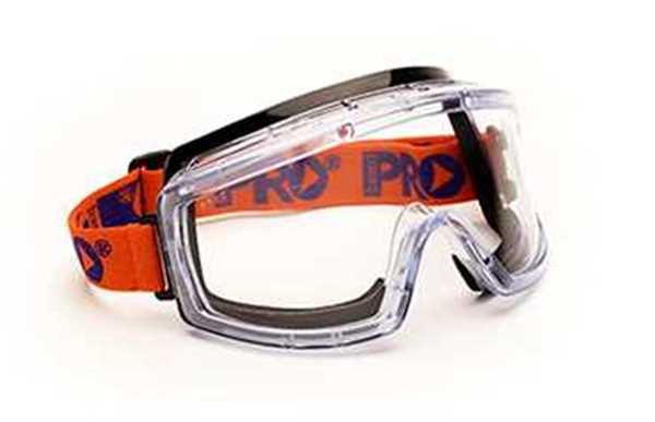 Picture of Pro Choice Clear Goggle 3700