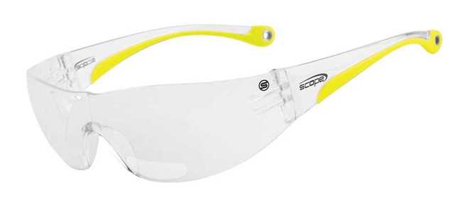 Picture of Scope Maxvue Safety Glasses Clear 130C