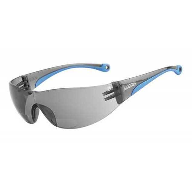 Picture of Scope Maxvue Safety Glasses Smoke 130S