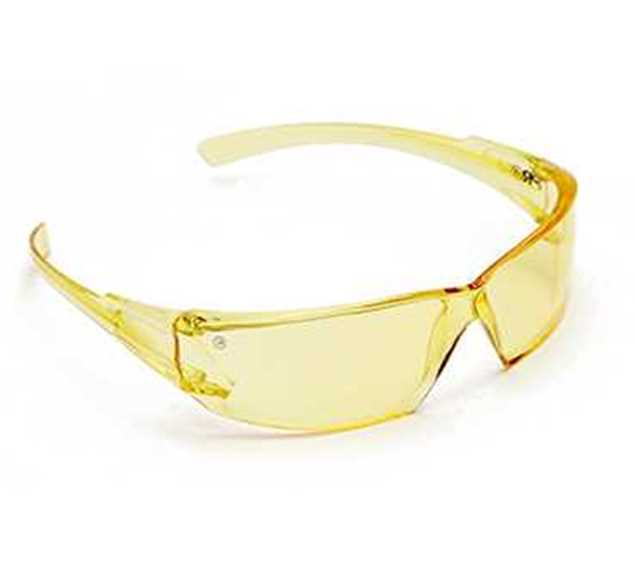Picture of Pro Choice Breeze MK2 Amber Safety Glasses 9145