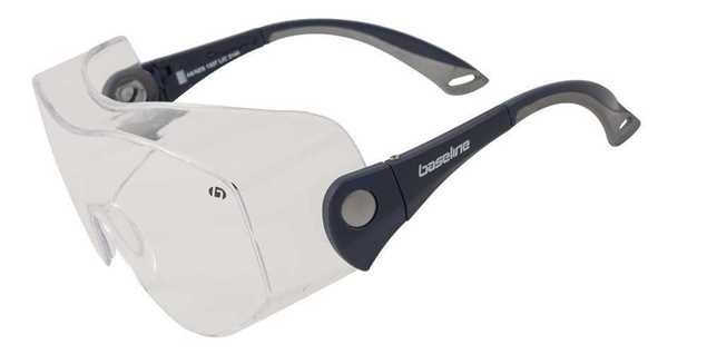 Picture of Baseline Overcoat Clear Safety Glasses BL29C
