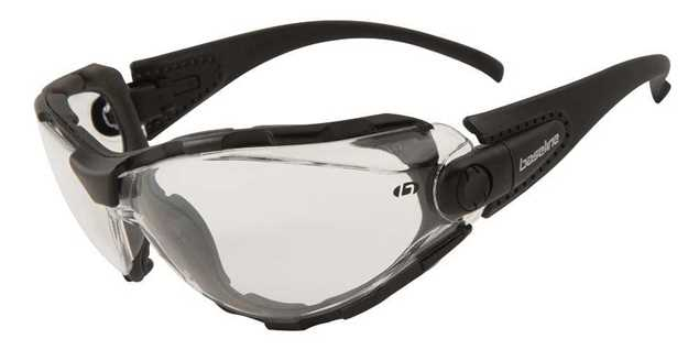 Picture of Baseline Pit Boss Clear Safety Glasses BL65C