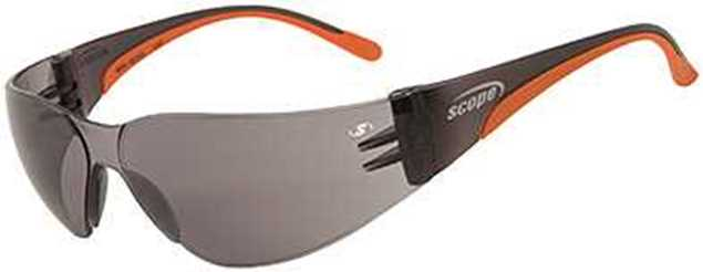 Picture of Scope Mini Boxa Smoke Safety Glasses 120S