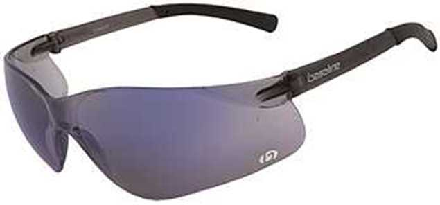 Picture of Baseline Tomcat Blue Mirror Safety Glasses BL38BM