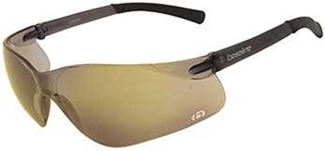 Picture of Baseline Tomcat Gold Mirror Safety Glasses BL38GM