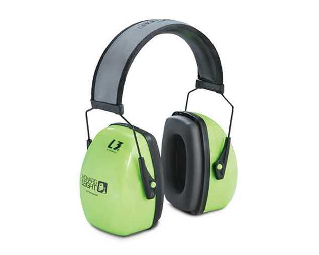 Picture of Howard Leight Leightning L3 Hi Vis Headband Earmuff