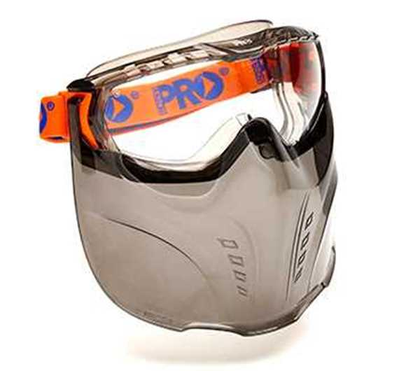 Picture of ProChoice Vadar Goggle/Face Mask Combo Clear