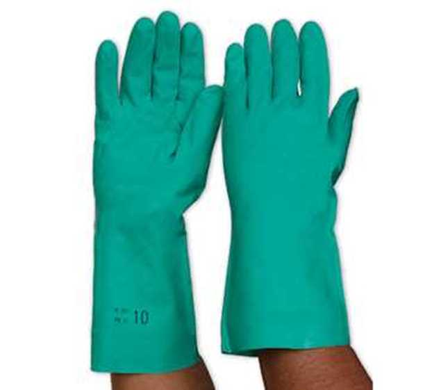 Picture of ProChoice Nitrile Chemical Gloves
