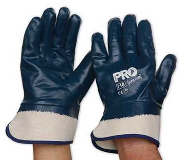 Picture of ProChoice SuperGuard Blue Gloves