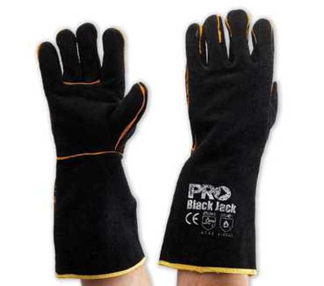 Picture of ProChoice Black & Gold Welding Glove
