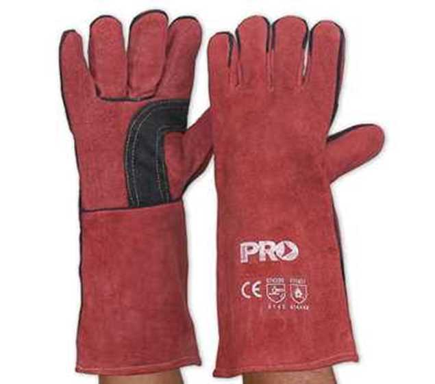 Picture of ProChoice Red Kevlar Welding Glove