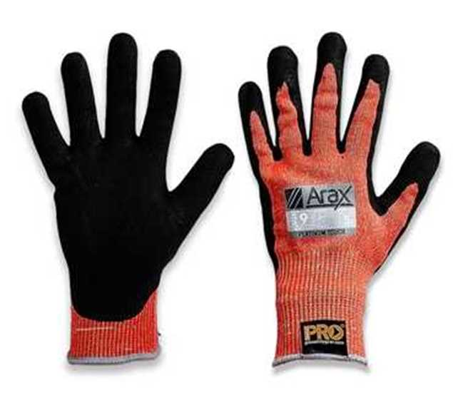 Picture of ProChoice Arax Platinum Touch Cut Resistant Glove