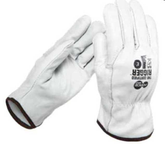 Picture of Force360 Cowhide Leather Riggers Gloves