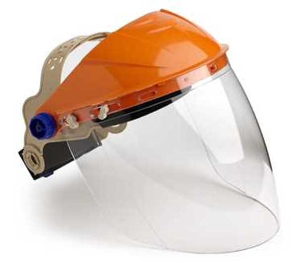 Picture of ProChoice Browguard with Visor