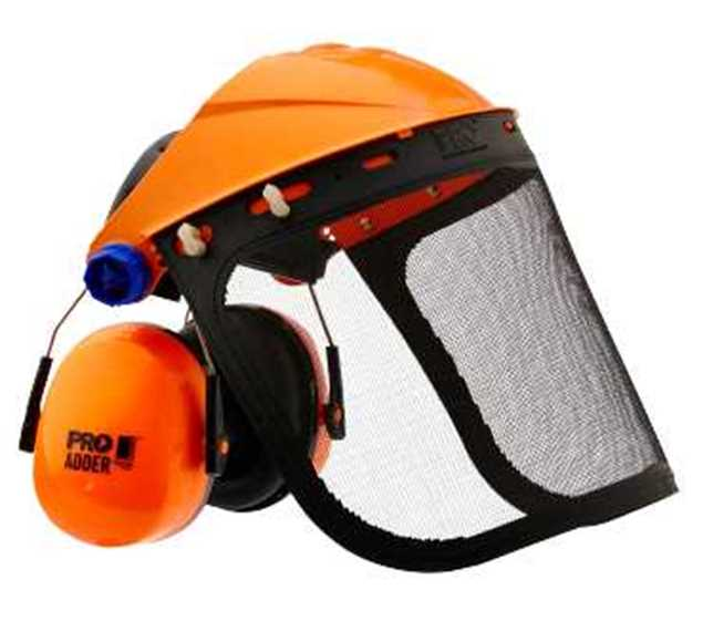 Picture of ProChoice Adder Mesh Visor Combo