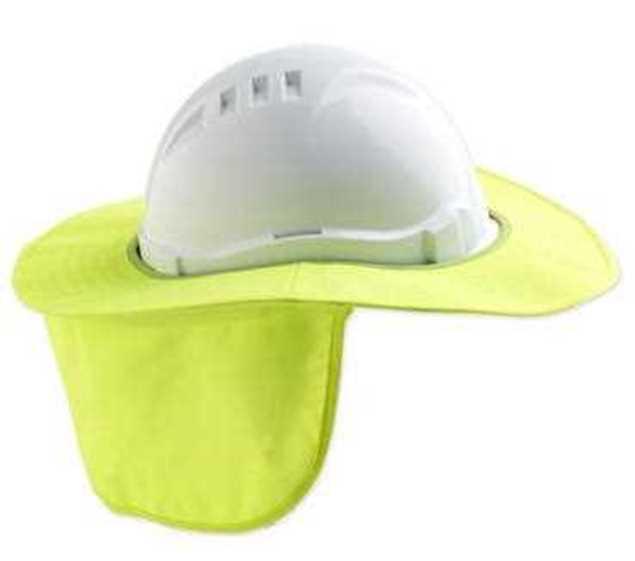 Picture of Hard Hat Helmet Brim