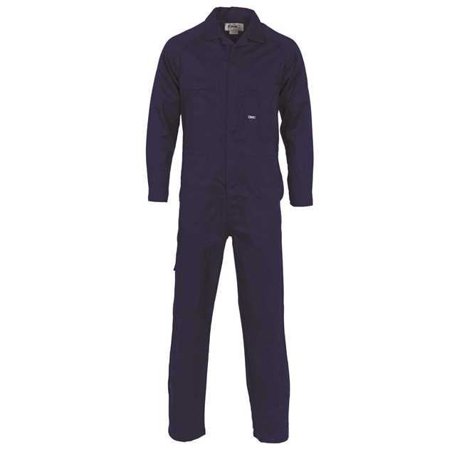 Picture of DNC Lightweight Cool-Breeze Cotton Drill Coverall