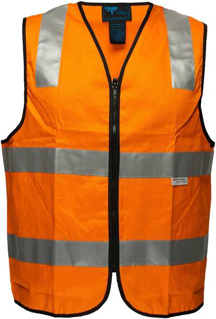 Picture of Primemover/Portwest 100% Cotton Day/Night Vest