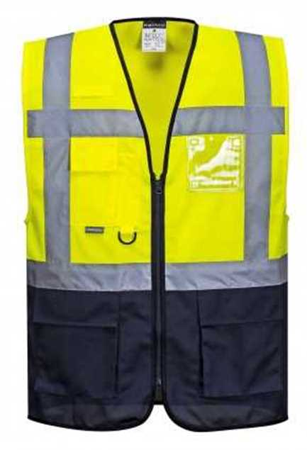 Picture of Primemover/Portwest Warsaw Executive Vest