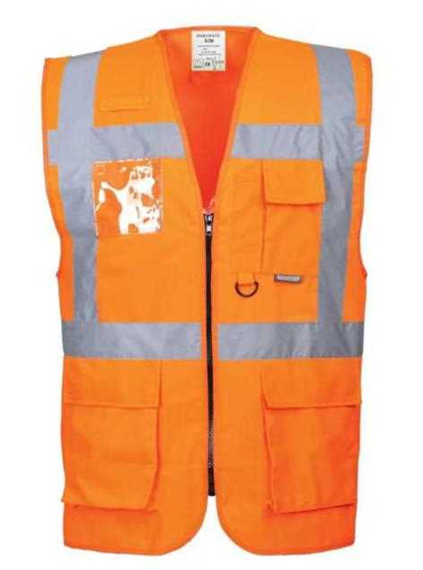 Picture of Primemover/Portwest Berlin Executive Vest