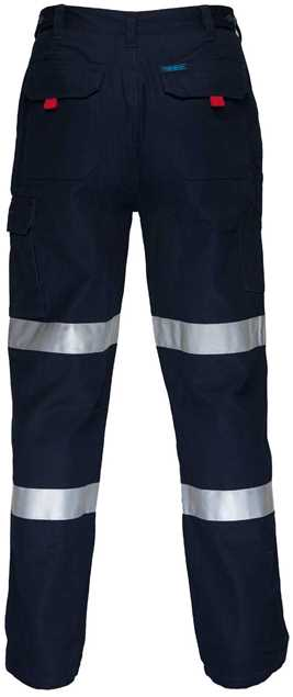 Picture of Primemover/Portwest Cargo Pants with Reflective Tape