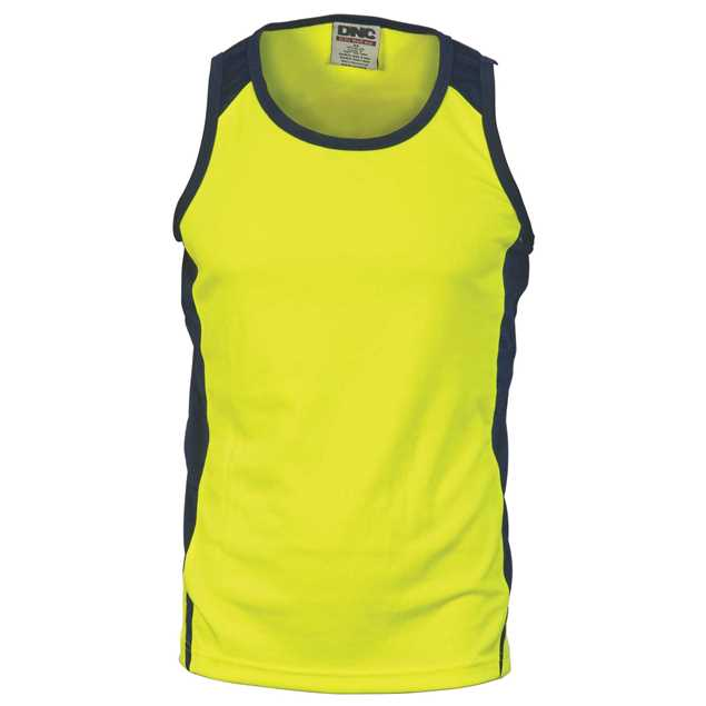 Picture of DNC Cool Breathe Action Singlet