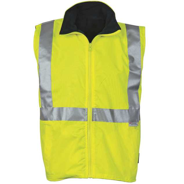Picture of DNC Hi Vis Reversible Vest with 3M R/Tape