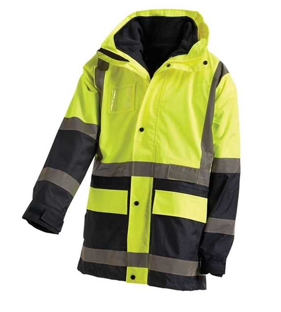 Picture of Workit 5-in-1 Wet Weather Jacket