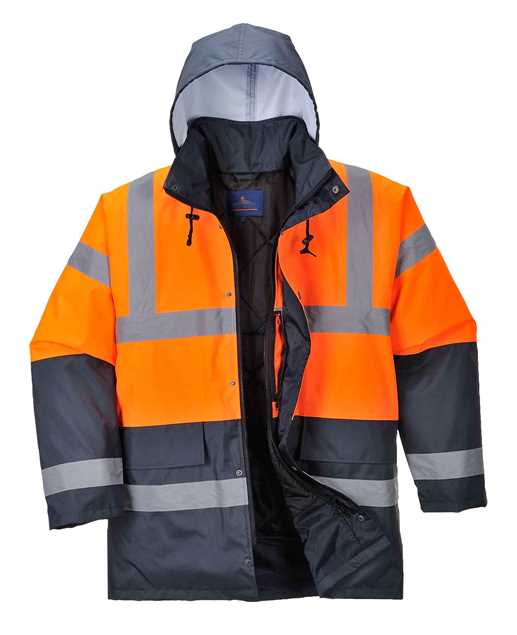 Picture of Primemover/Portwest Hi Vis Two Tone Traffic Jacket