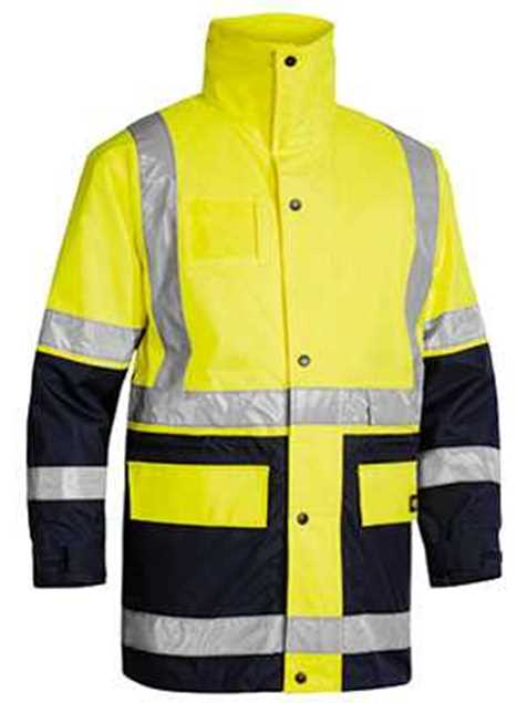 Picture of Bisley 5 in 1 Rain Jacket