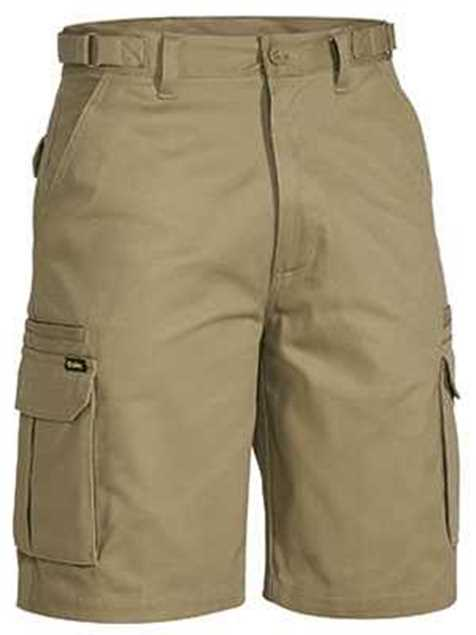 Picture of Bisley Original 8 Pocket Mens Cargo Short