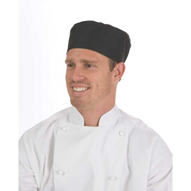 Picture of DNC Cool-Breeze Flat Top Chef Cap