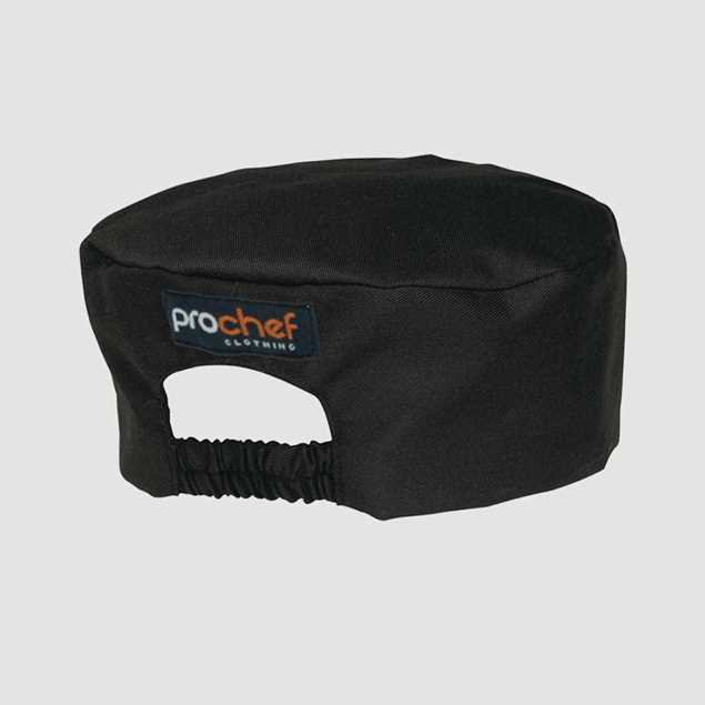 Picture of Pro Chef Box Hat - Black