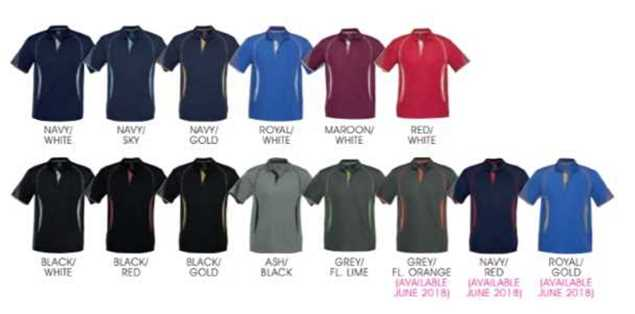 Picture of Biz Collection Ladies Razor Polo