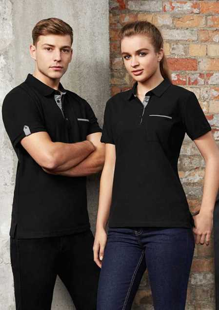 Picture of Biz Collection Ladies Edge Polo