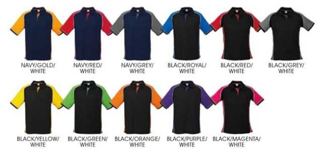Picture of Biz Collection Ladies Nitro Polo