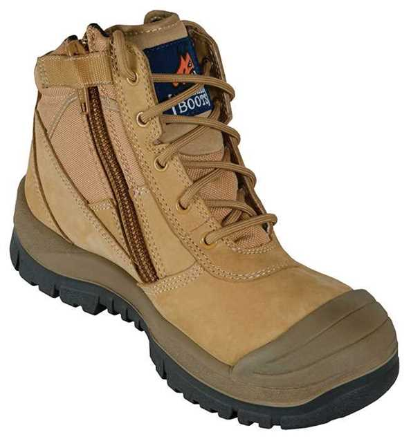 Picture of Mongrel SC Series Wheat Zip Sider Boot 461050