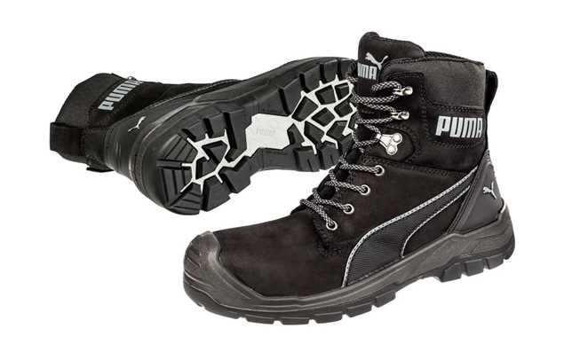 Picture of Puma Conquest Lace Up Safety Boot with Zip 630737