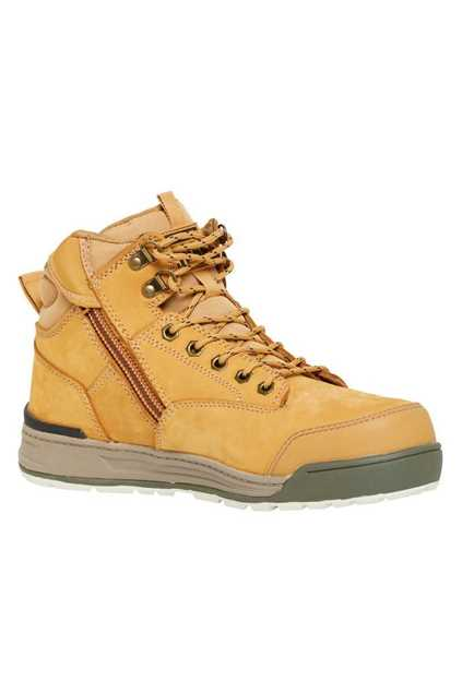 Picture of Hard Yakka 3056 Side Zip Safety Boot