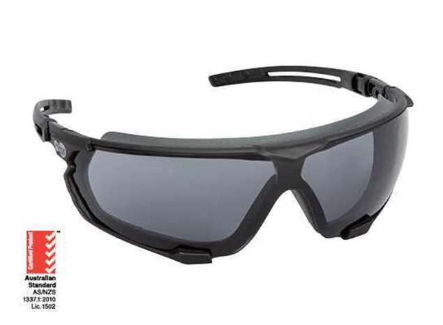 Picture of Force360 Arma SI Smoke KN Safety Glasses