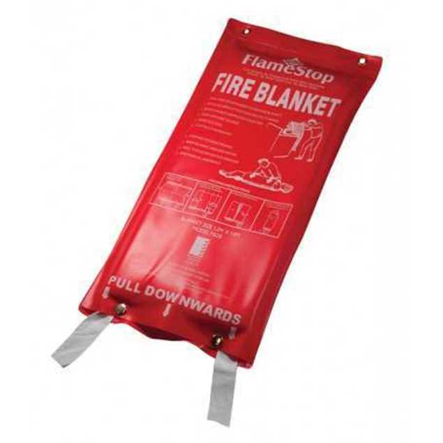 Picture of FlameStop Fire Blanket 1.2m x 1.8m