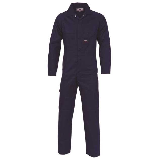 Picture of DNC Cotton Drill Coverall